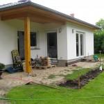 Terrassenbaubeginn